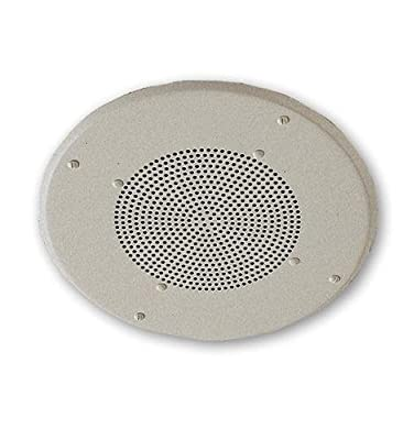 Valcom S-500 25/70 Volt Ceiling Speakers For Voice Pa by Teledynamics