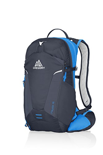 Gregory Miwok 18 Mochila, Unisex, azul marino: Amazon.es: Deportes y aire libre