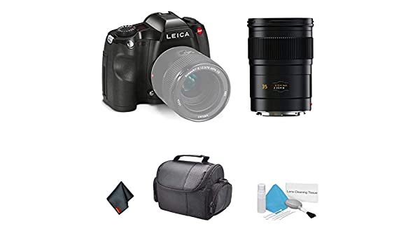 Leica S (Typ 006) Cámara DSLR de Formato Medio (Solo Cuerpo) 10803 ...