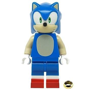 LEGO GENUINE SONIC THE HEDGEHOG Minifigure - (Bagged) - Split from ...