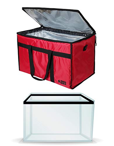 Removable Thermal Liner - Insulated Food Delivery Bag With Removable Liner - Premium Commercial Quality - Thick Thermal Insulation to Keep Food Hot or Cold - For Delivery Drivers, Catering, Tailgating, Road Trips, and Grocery