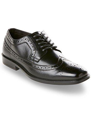 Cerfs Cerfs Cade Wingtips Chaussures Noir