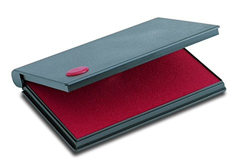 2000 PLUS Stamp Pad, Felt, Size No.2, 6-1/4