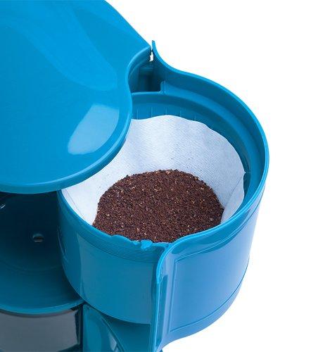 Kalita Coffee Maker Caffè Colore ( 4 Cups 102 Filter Paper Compatible) V-102 Blue #41119