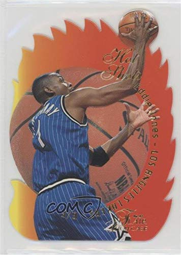 - Anfernee Hardaway (Basketball Card) 1996-97 Flair Showcase - Hot Shots #4.2