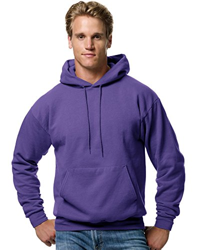Hanes Men's Fleece Full Cut Athletic Hooded Pullover