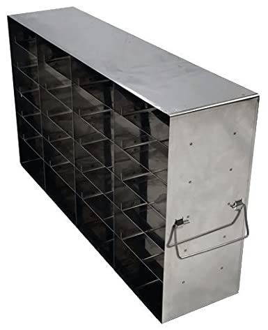 Stainless Steel Labrepco LAB-462-UR Upright Freezer Racks