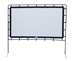 Camp Chef OS92L Portable Outdoor Movie Screen, 92-Inch by Camp Chef