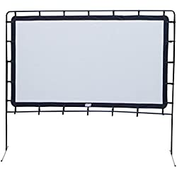 Camp Chef OS92L Portable Outdoor Movie Screen, 92-Inch