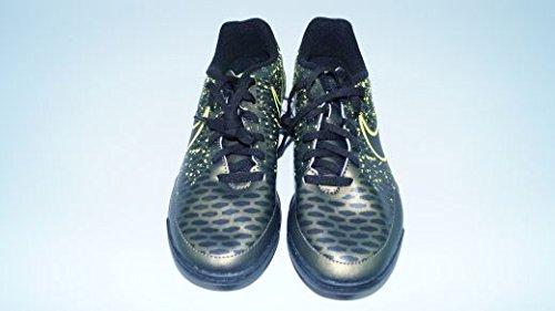 Nike magista Fútbol guantes negro amarillo Messi EU 38,5= UK 5,5