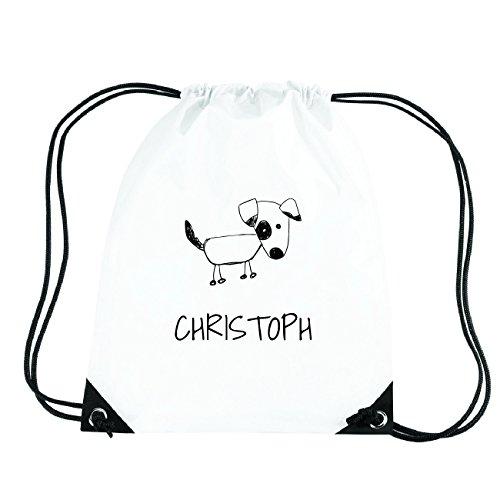 JOllipets CHRISTOPH Turnbeutel Sport Tasche PGYM5232 Design: Hund uAIb8BaCR