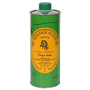 Moulins de la Brague Extra Virgin Oil, 16.9-Ounce Tin Can