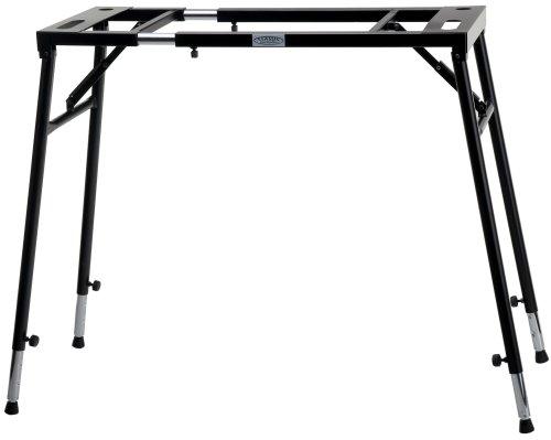 Classic Cantabile KS-KT Keyboardständer E-Piano Stativ Mixer Turntable Klapp Tisch Laptop Halter verstellbar in Höhe und Breite
