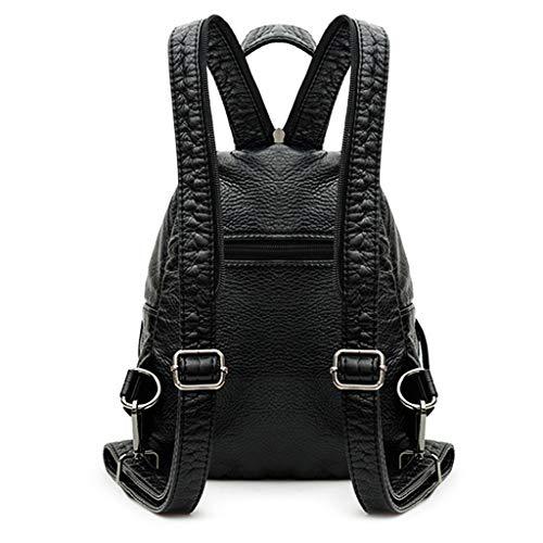 Small 06 Backpack Daypack Casual Lady Bag Rivets 05 Women Fashion Dabixx Travel Shoulder 6O7wAIxxq