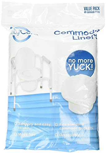 TidyCare Commode Liners