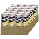 Domino creamer canisters 24/12oz