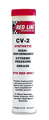 (Red Line 80402 Synthetic Grease)