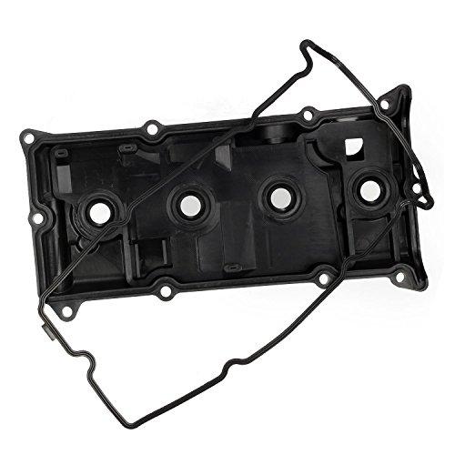 (Valve Cover & Gasket Replacement For Nissan Altima Sentra FRONTIER ROGUE 02-2015 2.5L l4 DOHC QR25DE)