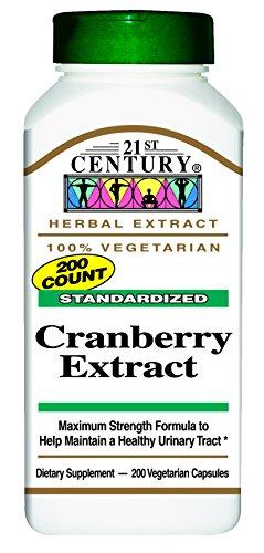21st Century Standardized Capsules Cranberry product image