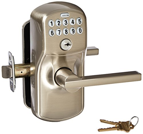 Fe595 Ply 619 Lat 16211 10063 Keypad Entry Flex-Lock by Schlage Lock Company