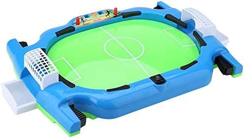 Zerodis Mini Juego de fútbol de Mesa, Interesantes Juegos de Mesa de fútbol Juguetes de Mesa interactivos para niños Mayores de 3 años: Amazon.es: Juguetes y juegos