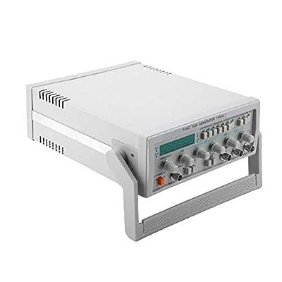 Signal Generator, LW-1645 Wave Digital Function Generator 0.1Hz-100MHz Signal Generator Counter Digital Switched 0-10V Mutil Frequency(US)