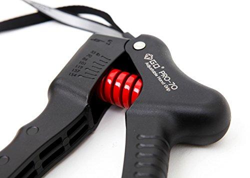 GD GRIP Pro 70 Adjustable Hand Grip Strengthener (55 to 154 lb)