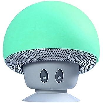 Amazon.com: Wireless Portable Mini mushroom Bluetooth Speaker ...