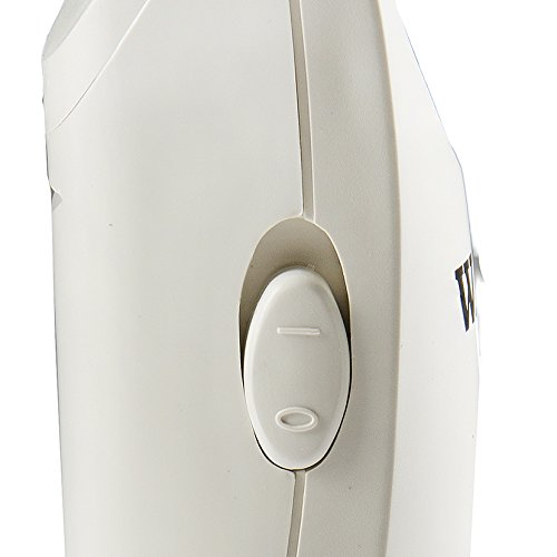 Wahl Professional Peanut Cordless Clipper/Trimmer #8663, White - Great On-the-Go Trimmer for Barbers and Stylists - Powerful Rotary Motor by Wahl Professional (Image #8)