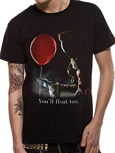 Man T Baloon shirt It Red Pennywise Nera nEEOz8wSqr