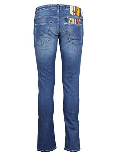 Jeans Jacob Blu Cohen Denim Uomo J69600969003 Swnw5Hqz