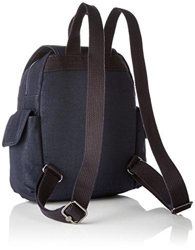 Mini Pack Dos À Sacs deepest Bleu City Blue Kipling E5AxqXwpq