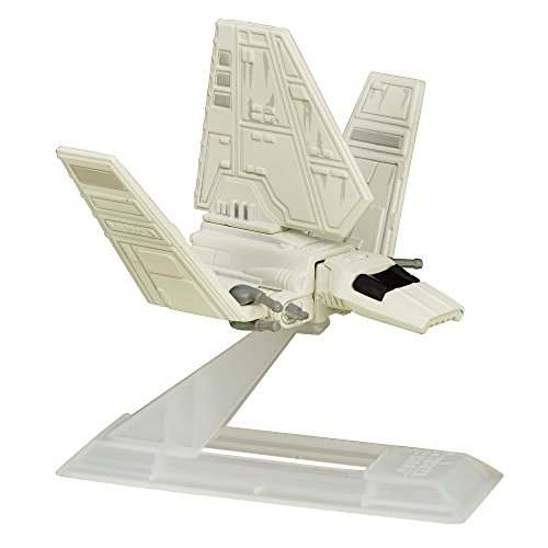 (Star Wars: Return of the Jedi Black Series Titanium Imperial Shuttle )