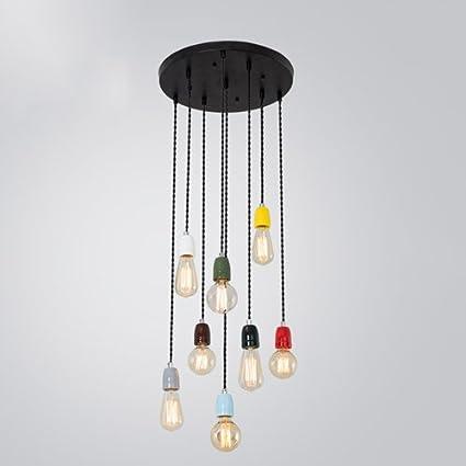 KMYX Nuevas lámparas simples de la lámpara de cerámica del ...