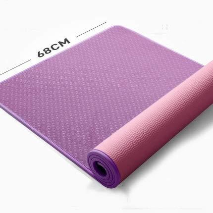 Colchoneta De Yoga Antideslizante De 10 Mm, Colchonetas De ...