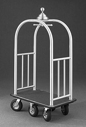 Amazon.com: glaro 8860 Signature Bellman carrito con acabado ...