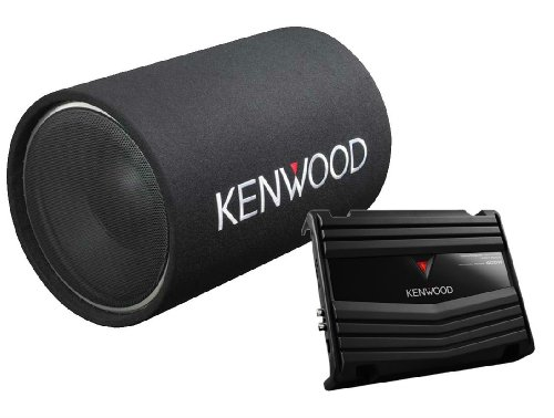 "Kenwood 12"" Tube Subwoofer Party Pack P-W130TB"
