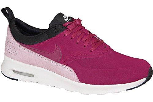 Nike – Air Max Thea Premium – 845062600 – Color: Burgundy – Size: 8.5