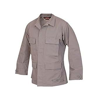 Tru-Spec Classic BDU Coat Polyester-Cotton Ripstop Grey XS-Reg 1301002