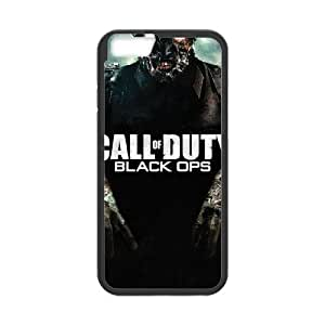 iPhone 6 4.7 Inch Cell Phone Case Black Call of Duty Black Ops Igsf