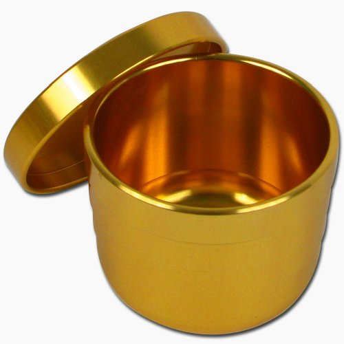 Trademark Poker Casino Grade Pai Gow Cup - Gold - Chinese Dominoes