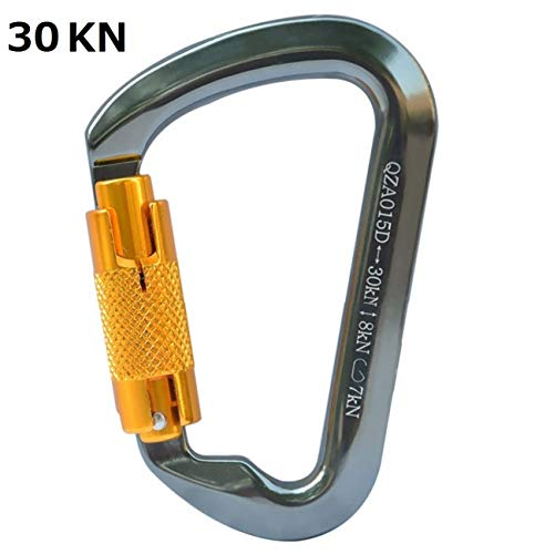 35KN Belay Device Figure 8 Rappel Device Rock Climbing Safety Protective Gear