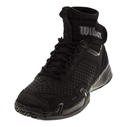 Wilson Unisex Amplifeel Black/Black/Ebony 11.5 Women / 10 Men M US