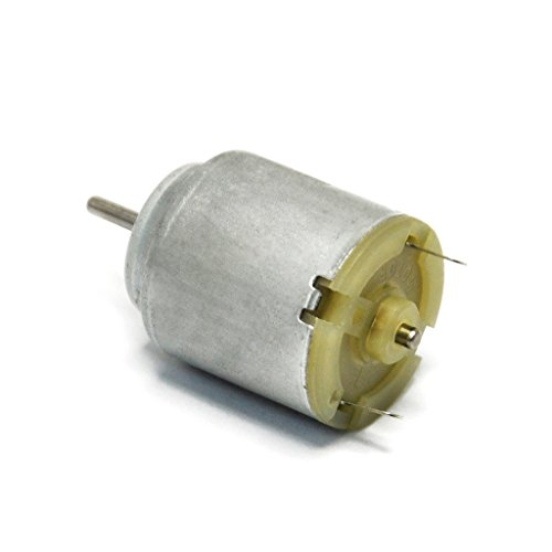 DC 3V-6V 140 Motor 2000 RPM for DIY Electric Toy Car Ships Small Fan Arduino New