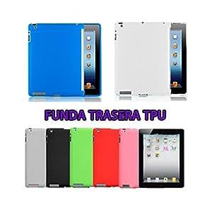 Funda iPad Mini trasera TPU - Negro