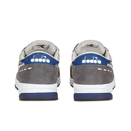 de Hombre Diadora Acero 90 C6272 Gris para con Sandalias Plataforma azul Run Verano OPqOrS