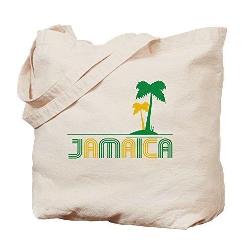Retro Tote Cafepress Borsa Tela Cachi Small Jamaica z5Zqt