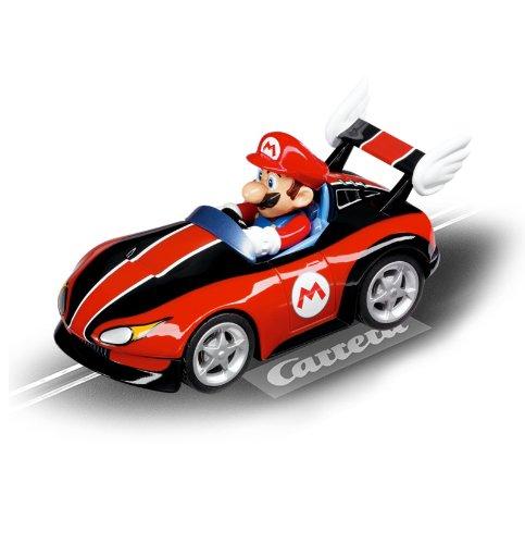 Carrera Go 143: Mario Kart Wii, escala 1:43 (20062286): Amazon.es: Juguetes y juegos