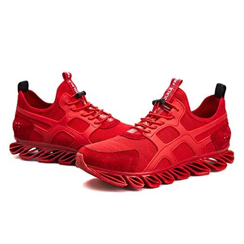 Pour À Père fils Occasionnels D'entraînement Tennis De Course Yan Et Chaussures Sport Croisé Mari Pied Hommes Rouge Cadeau Fitness atnYFn4wqx