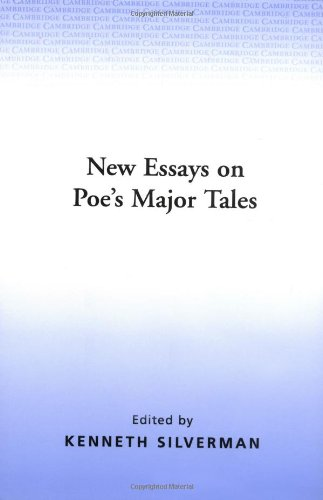 New Essays on Poe's Major Tales (The American Novel)